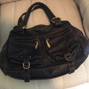 Francesco Biasia Leather Purse